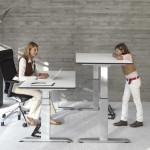elektrischer Tisch
