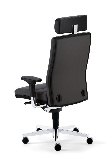 mr 24 xxl b rodrehstuhl bis 200 kg carala. Black Bedroom Furniture Sets. Home Design Ideas