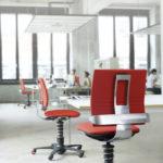 3Dee Bürodrehstuhl für große Personen