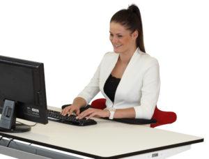 Officeplus Fachhändler Darmstadt, ergonomische Armauflage