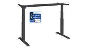 Höhenverstellbaren Schreibtisch selbst bauen